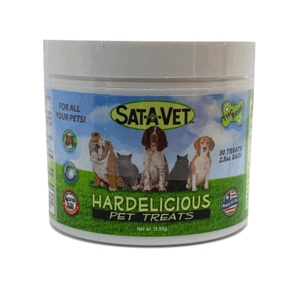 sat-a-vet 30ct treats