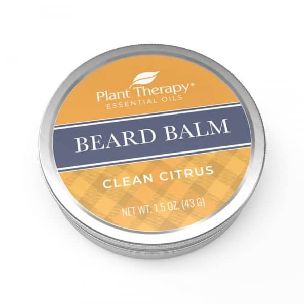 Clean Citrus Beard Balm